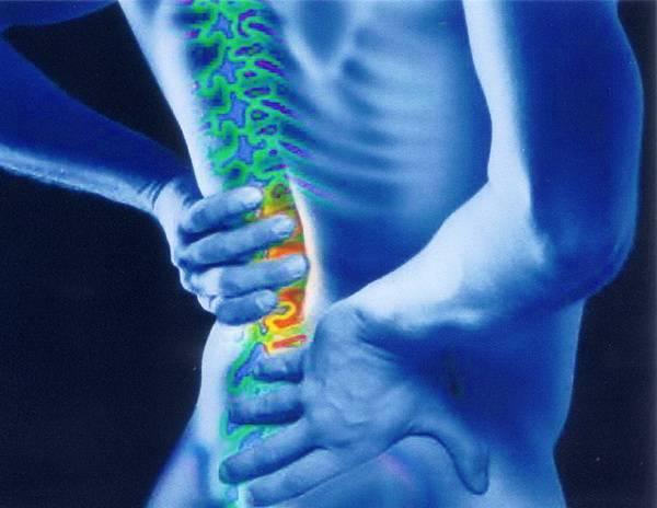 Корешковые боли в спине