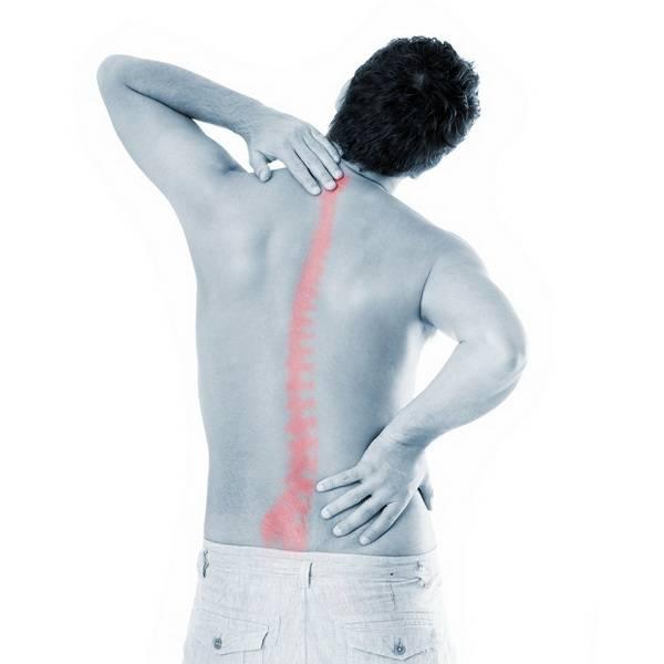 Осложнения корешкового синдром - спина