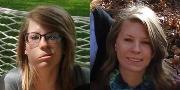 Две девушки больные невритом лицевого нерва