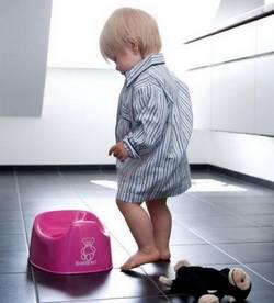 Ребенок и горшок1