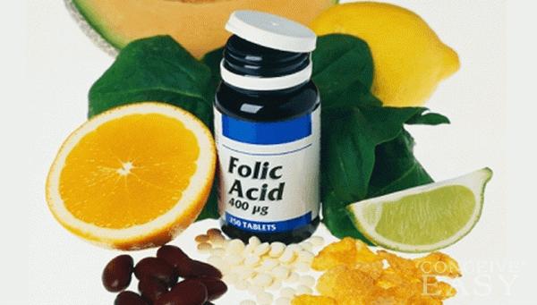 Фолиевая кислота в цитрусовых