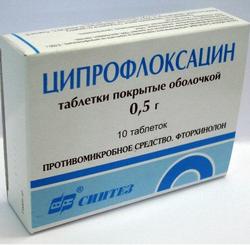 Ципрофлоксацин можно ли детям