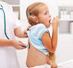 обследование детей при сухом кашле
