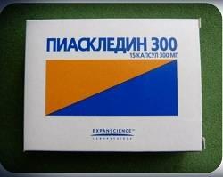 Пиаскледин 300 побочные действия
