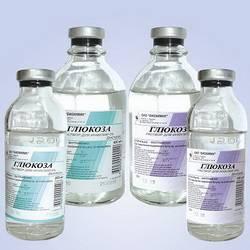 Глюкоза инструкция