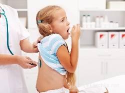 Диагностика лающего кашля у ребёнка