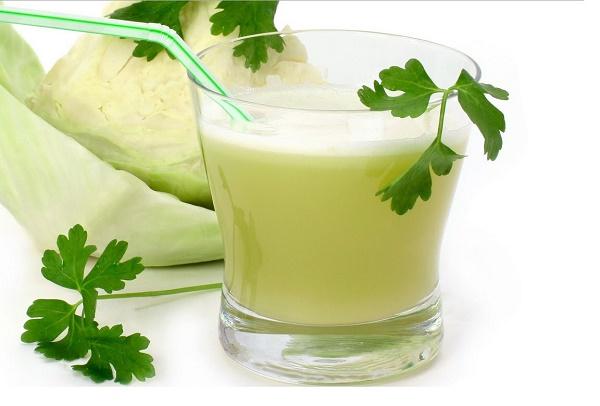 Как выжать сок из капусты без соковыжималки
