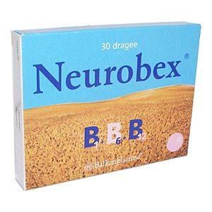 Неуробекс Нео капсулы: инструкция по применению витаминного комплекса